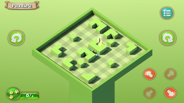 Get Through - 3D Puzzle Game