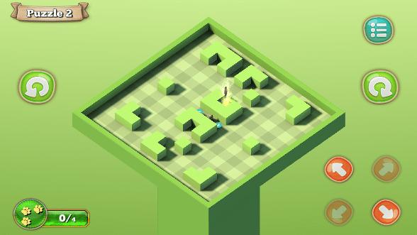 Get Through - 3D Puzzle Game