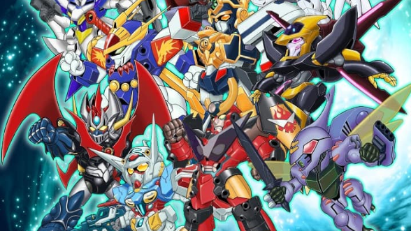 Super Robot Taisen – Original Generation