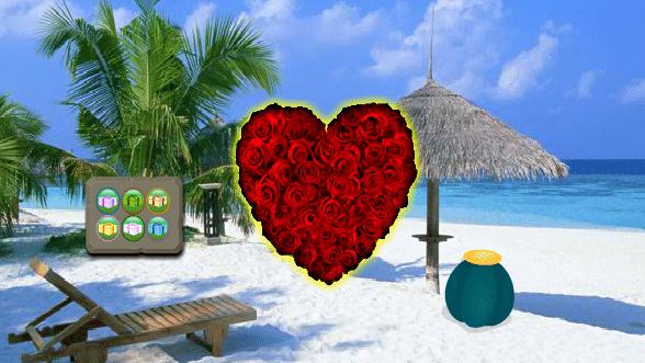 Wow Heart Beach Escape